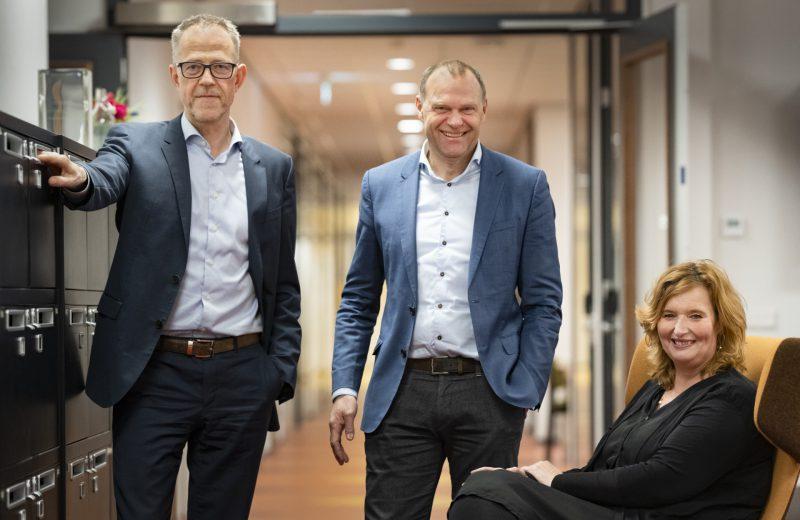 Leden van de Raad van Toezicht van WIJ Groningen